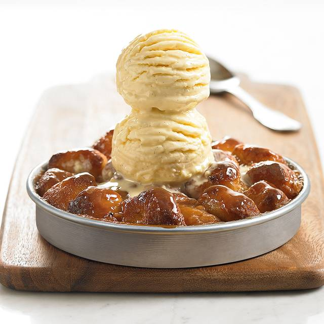 Monkey Bread Pizookie - BJ's Restaurant & Brewhouse - Arbor Walk, Austin, TX