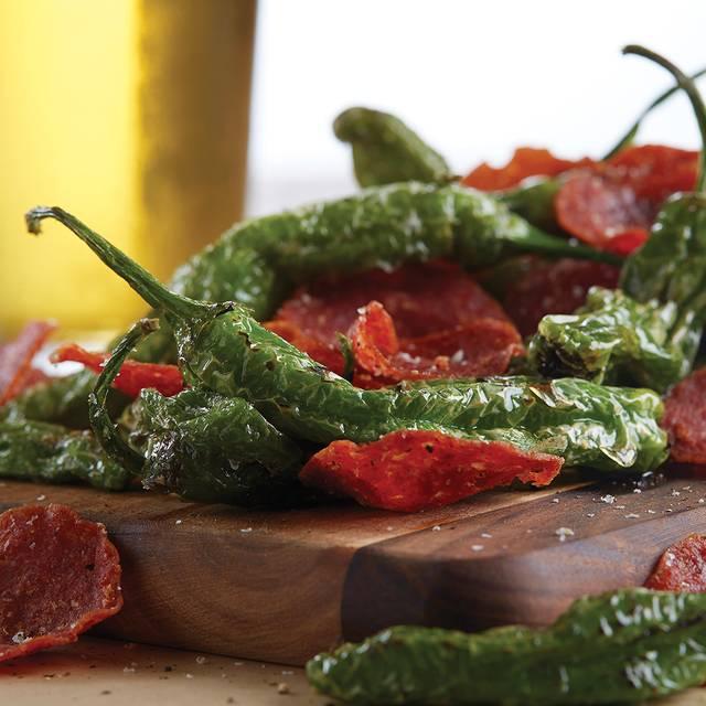 Shishito & Pepperoni - BJ's Restaurant & Brewhouse - Arbor Walk, Austin, TX