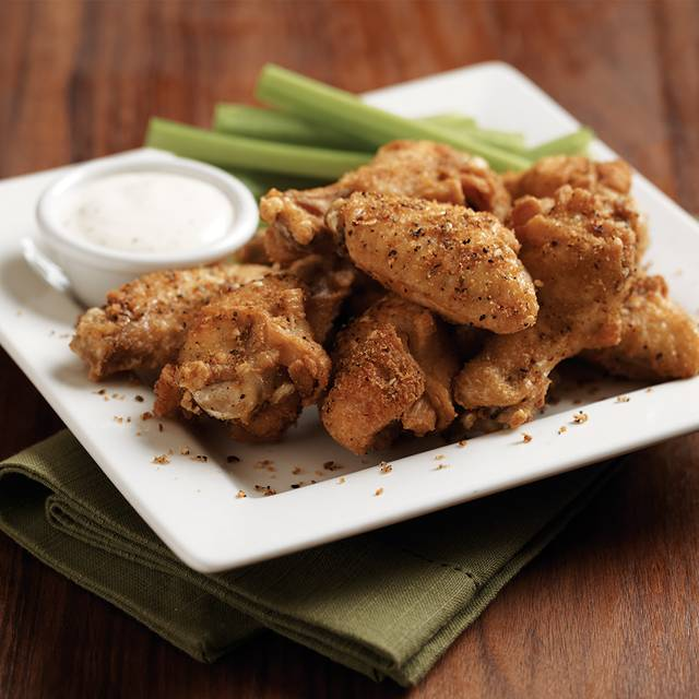 Lemon Pepper Sesame Dry Rub Wings - BJ's Restaurant & Brewhouse - Towson, Baltimore, MD