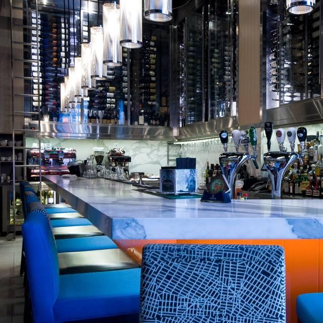Bar Area - A1 Autostrada, Vaughan, AB