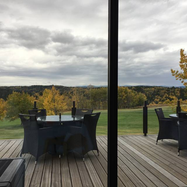 Grandview Dining Room - Priddis Greens Golf & Country Club, Calgary, AB
