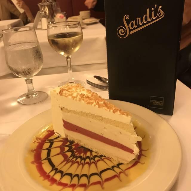 Sardi's, New York, NY