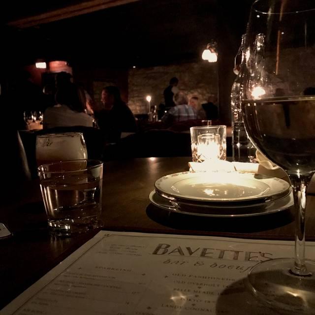 Bavette's, Chicago, IL
