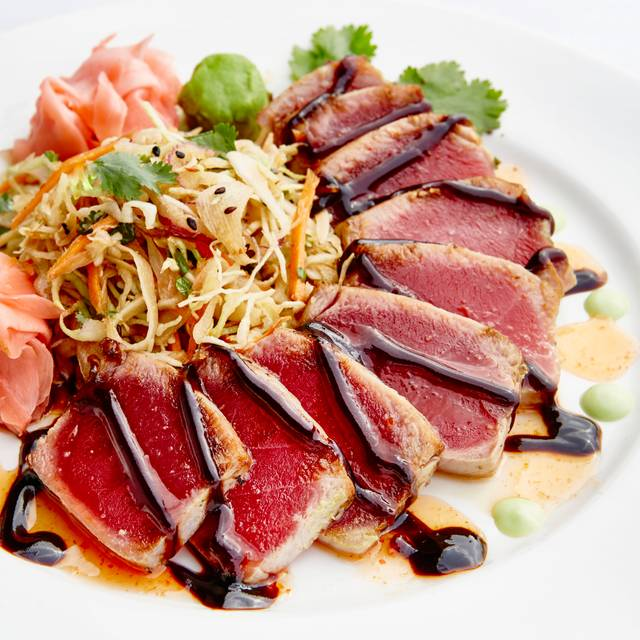 Seared Ahi Tuna (dinner) - Al Biernat's - Oak Lawn, Dallas, TX