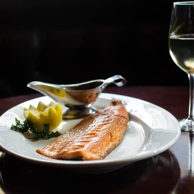 Grilled Atlantic Salmon Filet  - Hamilton Walkers, Champaign, IL
