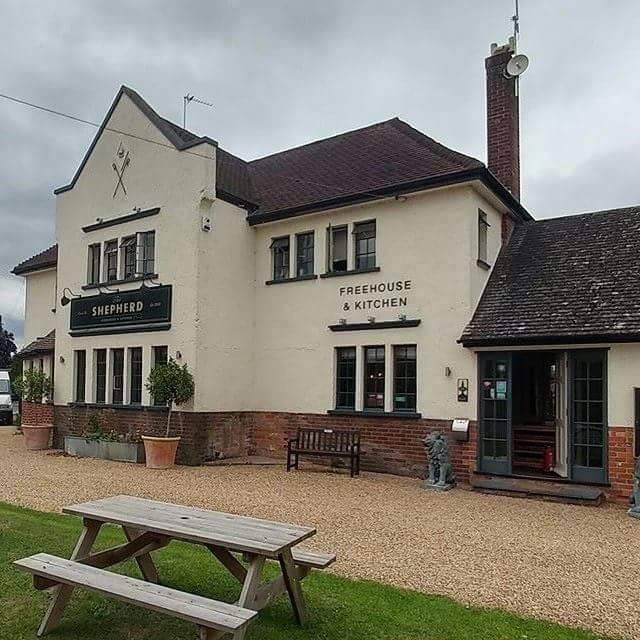 The Shepherd, Langham, Essex