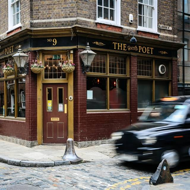 The Water Poet, London