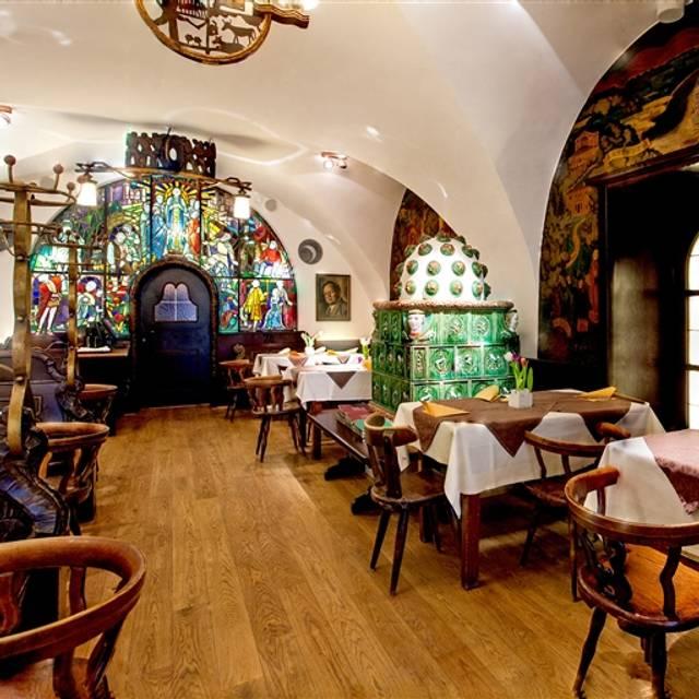 Salzburg Restaurant Cafe Mit Kamin