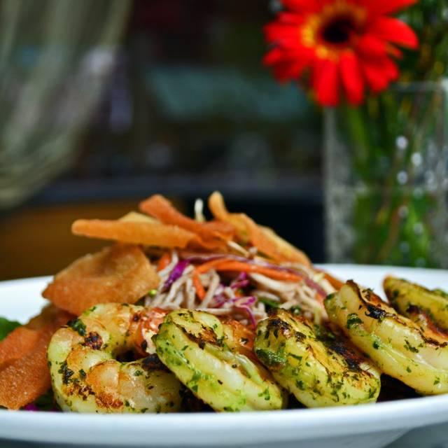 Shrimp Salad - DuJour Cafe & Bar, Philadelphia, PA