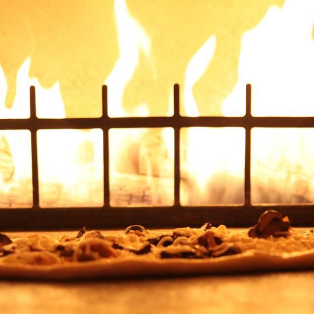 Pizza Oven - DuJour Cafe & Bar, Philadelphia, PA
