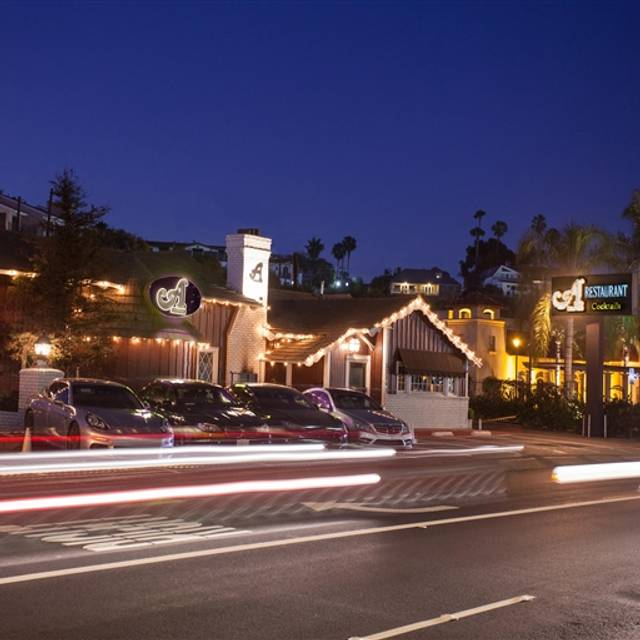 A Restaurant, Newport Beach, CA
