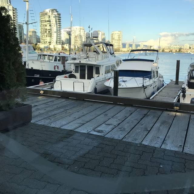 Dockside Restaurant & Brewing Company, Vancouver, BC