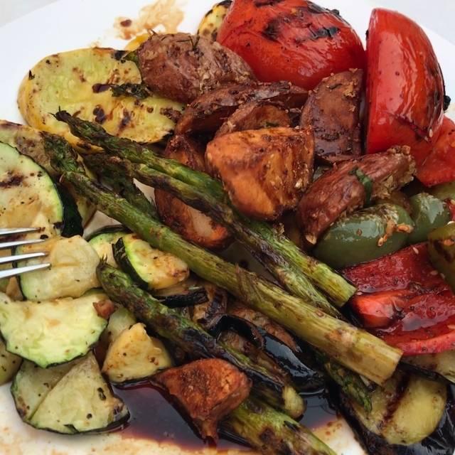 Cafe Santorini Restaurant - Pasadena, CA