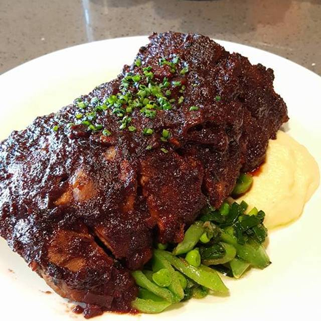 Blackberry Bbq Ribs - Northwater, Bellingham, WA