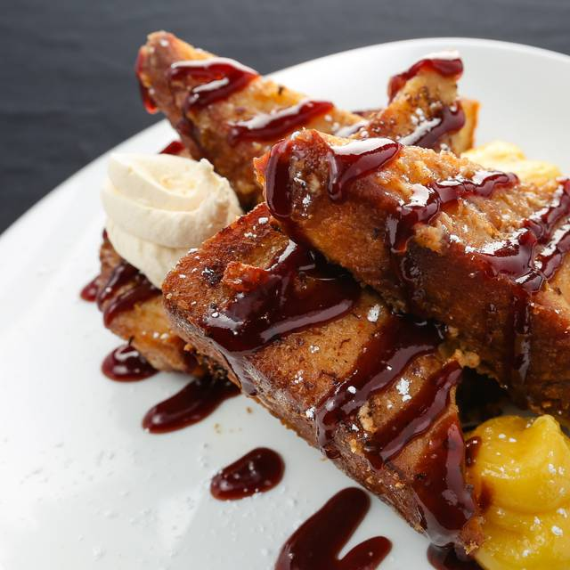 Brioche French Toast - Northwater, Bellingham, WA