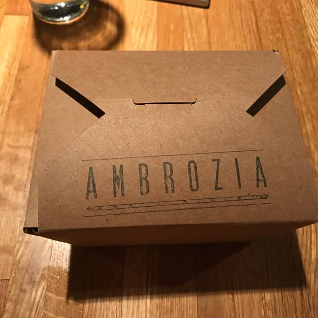 Ambrozia Bar and Bistro, Asheville, NC