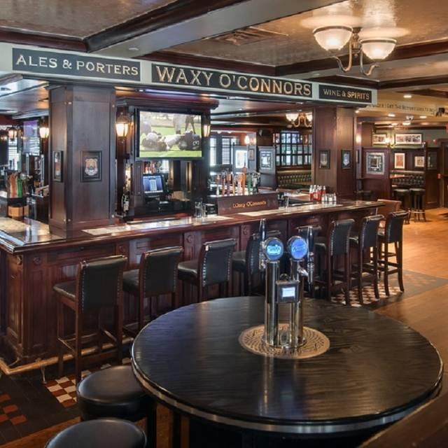 Waxy S Irish Bar Kitchen Lexington Restaurant Lexington