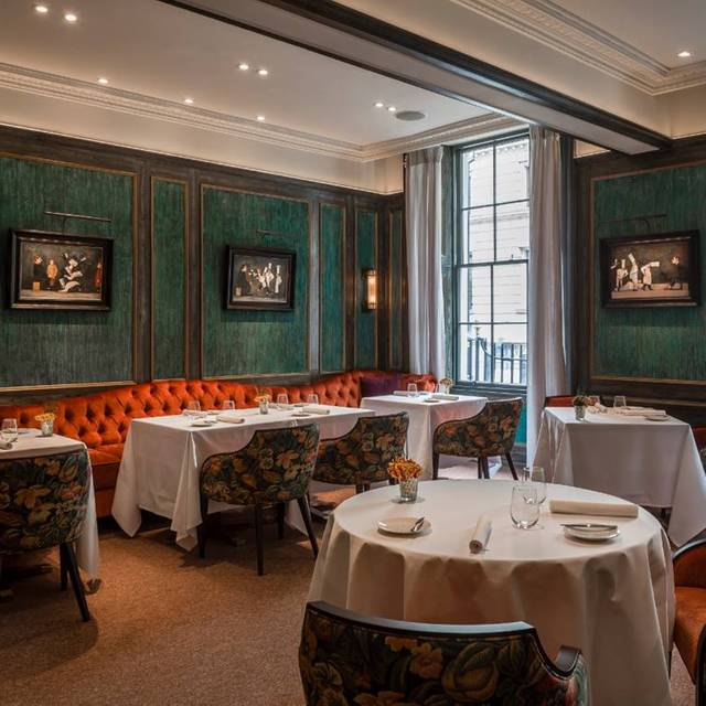 Roux At Parliament Square London Opentable