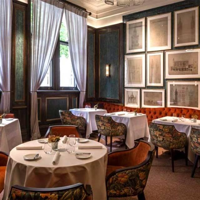 Roux At Parliament Square Restaurant London Opentable