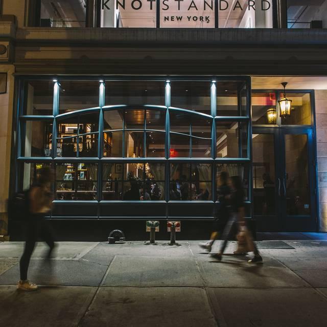 Trattoria Italienne, New York, NY