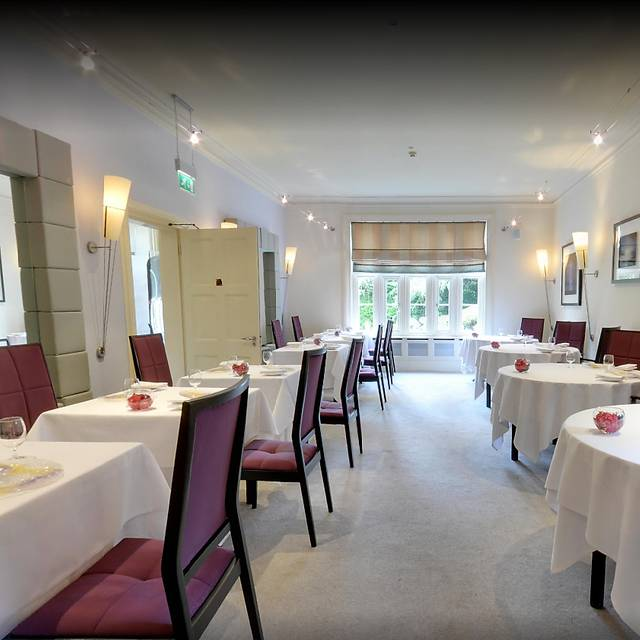 Main Restaurant - L'Ortolan, Shinfield, Berkshire