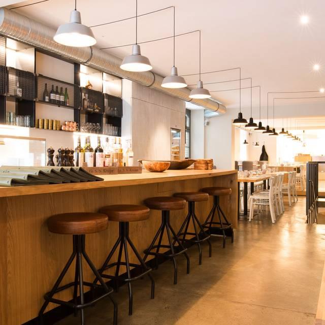 acht&dreissig Restaurant, Berlin
