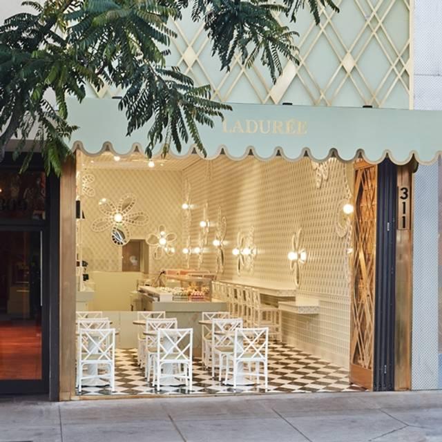 Ladurée Beverly Hills, Beverly Hills, CA