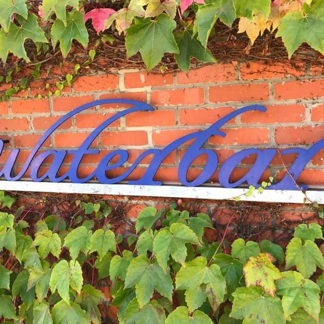 Waterbar, San Francisco, CA
