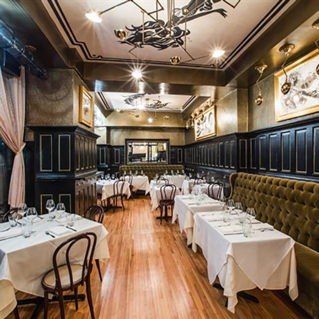 Pearl Brasserie, Chicago, IL