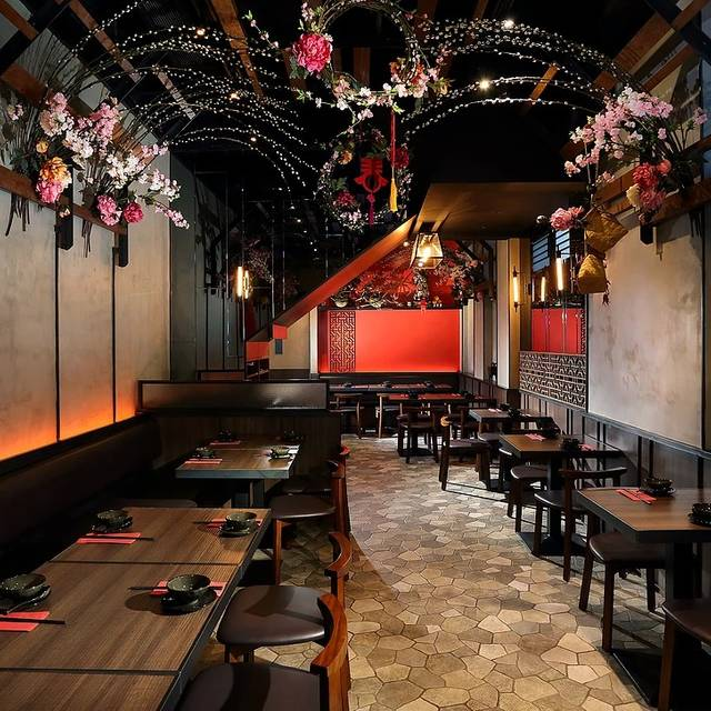 Interior of Chilli fagara  - Chilli Fagara, Hong Kong, Hong Kong