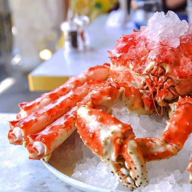 Fancy Crab, London