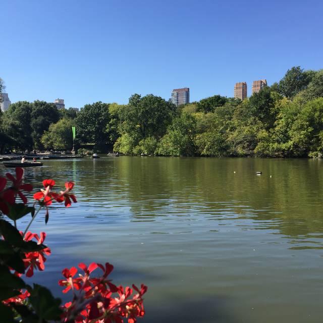 Central Park BoatHouse, New York, NY