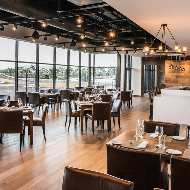Porsche Experience Center S Restaurant 917