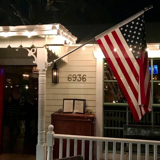 The House Brasserie, Scottsdale, AZ