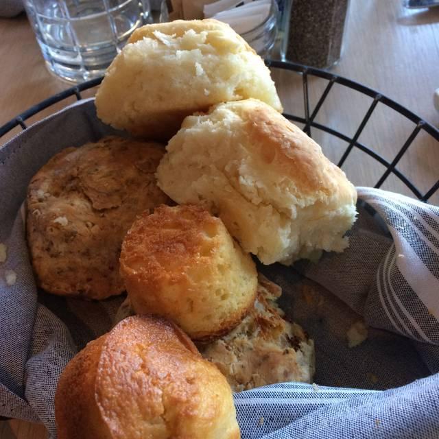 Kitchen Notes - Omni Nashville, Nashville, TN