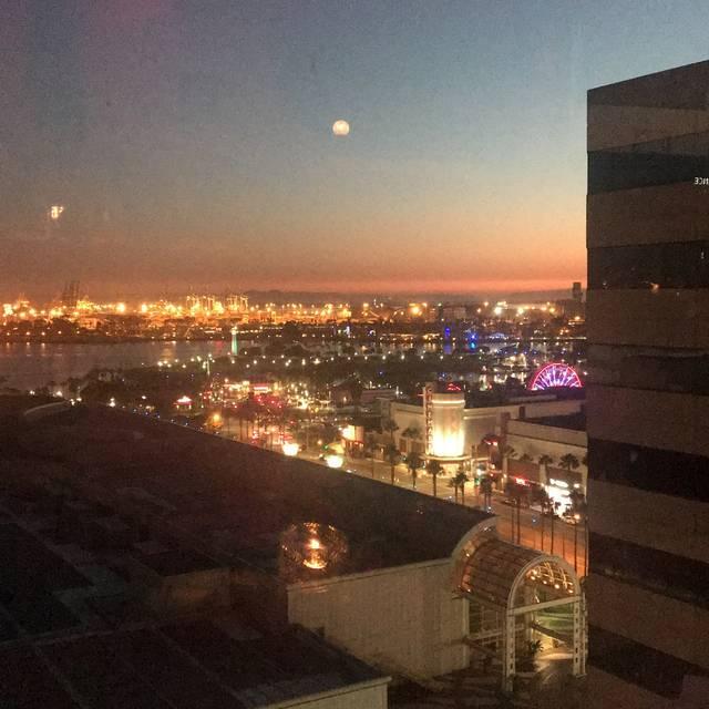 The Sky Room, Long Beach, CA