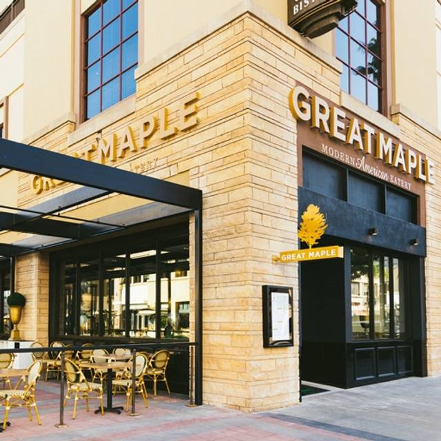Great Maple - Pasadena, Pasadena, CA