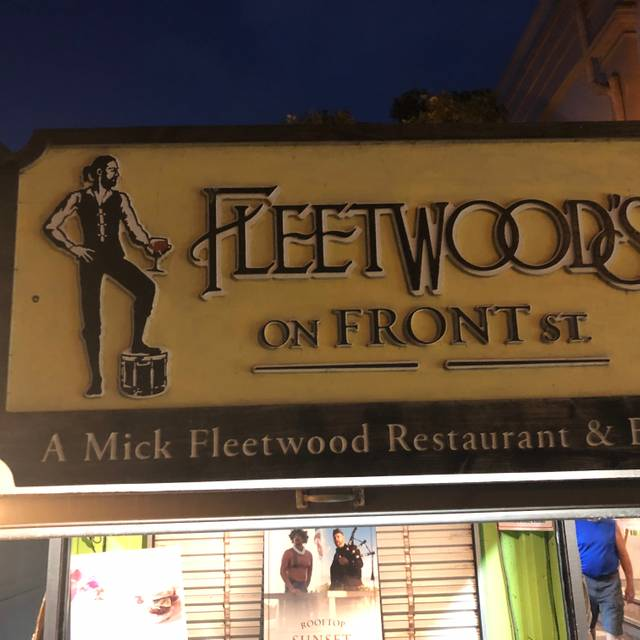 Fleetwood's On Front St., Lahaina, HI