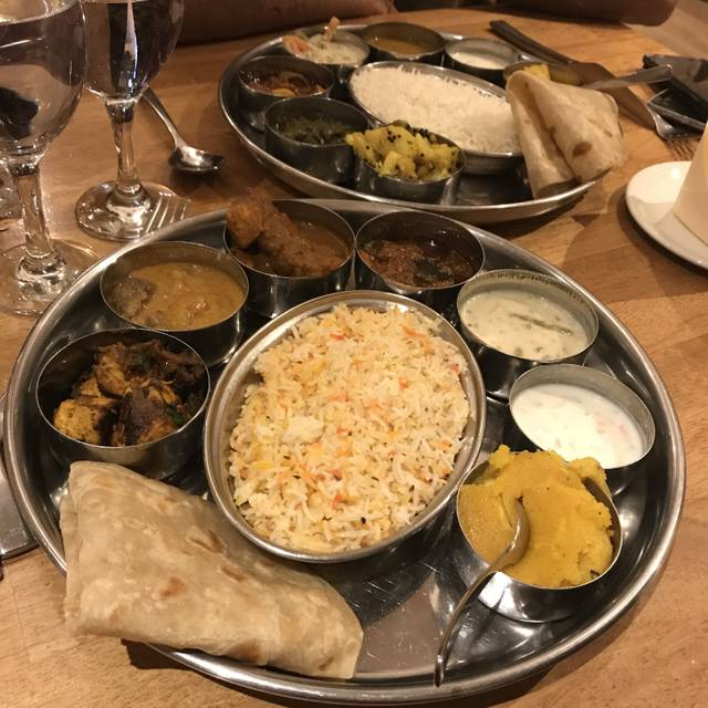 Chettinad Restaurant, London