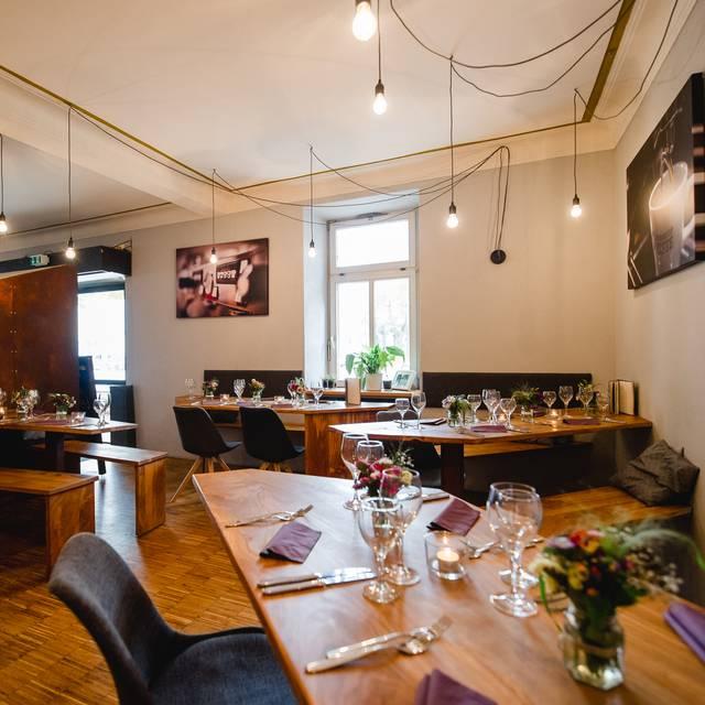 Schwarze Kiste Burger & Bar, Augsburg, BY