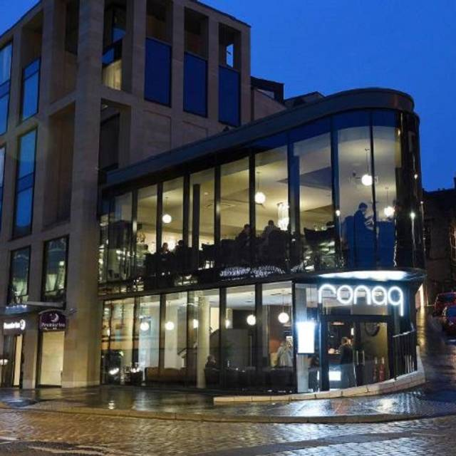 Ronaq Restaurant New Waverley Edinburgh Opentable