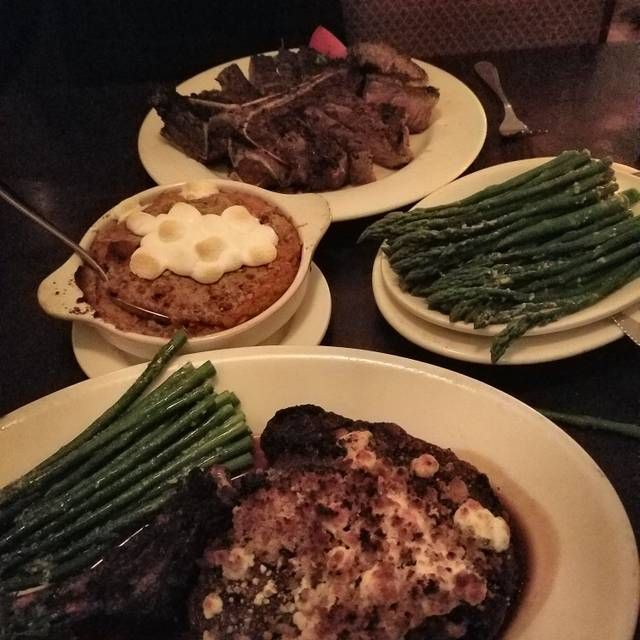 steakhouse 85 new brunswick nj opentable