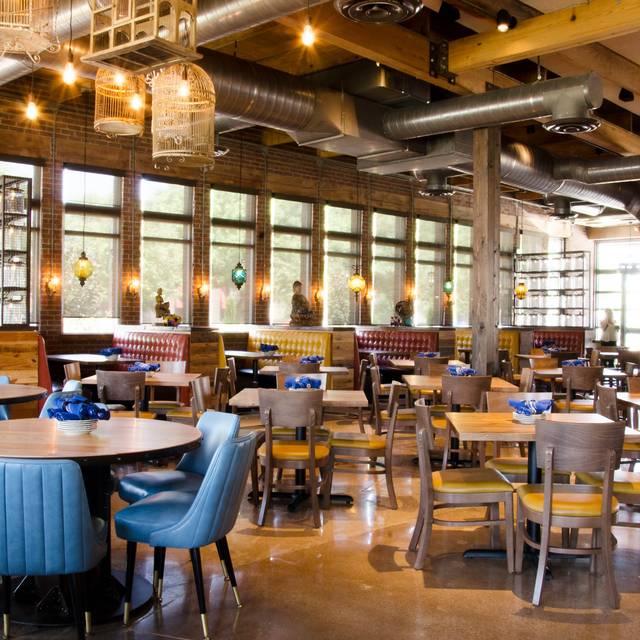 Ida Claire Dining Room - Ida Claire, Addison, TX