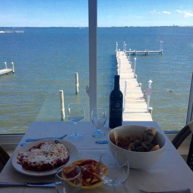 Panini Bay Waterfront Restaurant, Tuckerton, NJ
