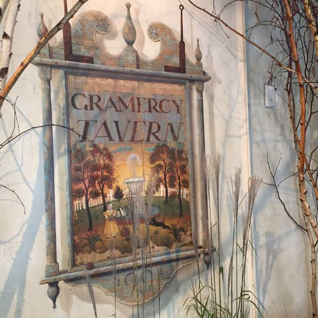 Gramercy Tavern, New York, NY