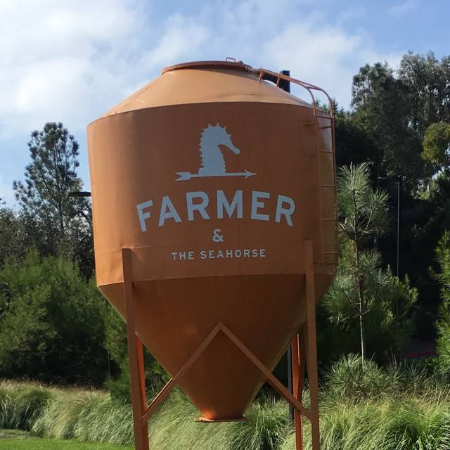 Farmer & The Seahorse, San Diego, CA