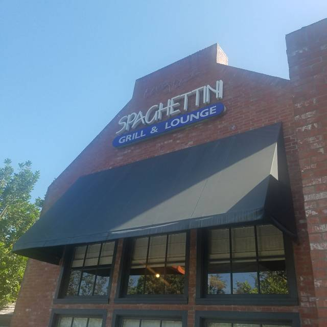 Spaghettini Grill and Jazz Club, Seal Beach, CA