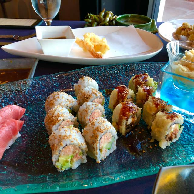 Marssa Steak & Sushi at The Westin Lake Las Vegas Resort & Spa, Henderson, NV