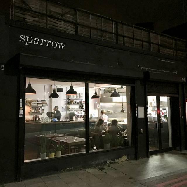 Sparrow, London
