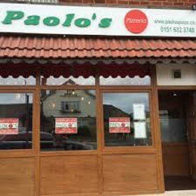Paolos Pizzeria, Wirral, Merseyside